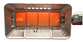 flamrad space heater